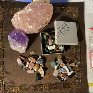 COPY - Gemstone Bundle of Healing Stones